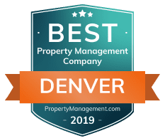 Best Property Management Company Denver 2019